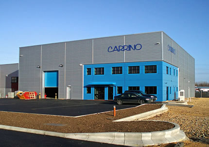 Carrino Access Flooring Premises